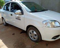 Cần bán xe Daewoo Gentra đời 2008, màu trắng giá 152 triệu tại Gia Lai