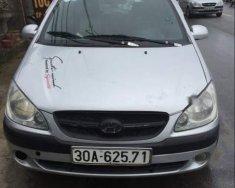 Bán Hyundai Getz sản xuất 2009, màu bạc, xe nhập xe gia đình, 165tr giá 165 triệu tại Hưng Yên