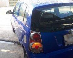 Cần bán Kia Morning đời 2012, màu xanh lam chính chủ, giá 160tr giá 160 triệu tại Tp.HCM