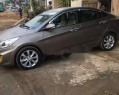 Bán ô tô Hyundai Accent sản xuất năm 2014, màu nâu chính chủ giá cạnh tranh giá 380 triệu tại Bắc Giang