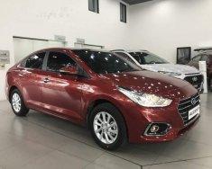 Cần bán Hyundai Accent sản xuất 2019, màu đỏ, giá 480tr giá 480 triệu tại Tp.HCM