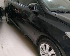 Bán xe Toyota Vios 1.5G năm 2016, màu đen chính chủ giá 535 triệu tại Hà Nội