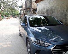 Cần bán xe Hyundai Elantra 1.6 MT năm sản xuất 2017, màu xanh lam giá 495 triệu tại Hà Nam