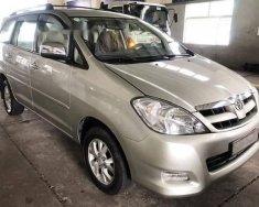 Bán Toyota Innova năm 2008, màu bạc xe gia đình giá 333 triệu tại Hà Nội