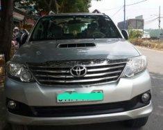 Cần bán Toyota Fortuner 2.5G năm 2013, màu bạc số sàn giá cạnh tranh giá 743 triệu tại Tp.HCM