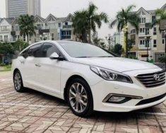 Bán Hyundai Sonata 2.0 năm sản xuất 2016, màu trắng giá 805 triệu tại Hà Nội