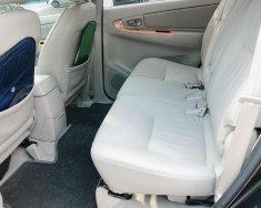 Bán xe Toyota Innova V 2010, màu đen, nhập khẩu   giá 420 triệu tại Bình Dương