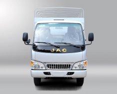 Bán xe tải JAC 2.4tấn động cơ ISUZU giá tốt hỗ trợ vay cao giá 340 triệu tại Tp.HCM