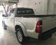 Xe Toyota Hilux sản xuất năm 2013, màu bạc, xe nhập giá 455 triệu tại Thái Nguyên