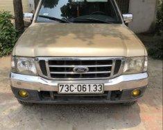 Cần bán xe Ford Ranger XLT năm sản xuất 2004, màu vàng giá 172 triệu tại Hà Nội