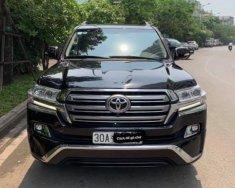Cần bán Toyota Land Cruiser VX đời 2016, màu đen, nhập khẩu nguyên chiếc giá 3 tỷ 490 tr tại Hà Nội
