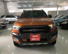 Bán Ford Ranger năm sản xuất 2016, màu cam, xe nhập, giá 765tr giá 765 triệu tại Phú Thọ