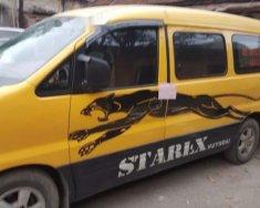 Cần bán gấp Hyundai Starex 2009, màu vàng, giá 230tr giá 230 triệu tại Hà Nội