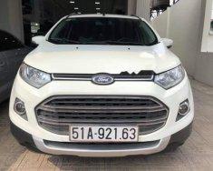 Bán Ford EcoSport Titanium 1.5AT đời 2015, màu trắng   giá 480 triệu tại Bình Dương