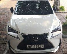 Bán Lexus NX đời 2015, màu trắng, nhập khẩu chính hãng, chính chủ giá 2 tỷ 190 tr tại Hà Nội