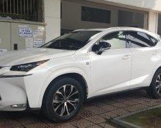 Bán Lexus NX200 Fsport trắng, nhập Mỹ giá 2 tỷ 190 tr tại Hà Nội