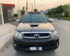 Bán Toyota Hilux sản xuất 2009, màu đen, xe nhập giá 355 triệu tại Tp.HCM