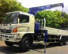 Cần bán Hino FL 8JTSL 2017 sản xuất năm 2017, màu trắng giá 1 tỷ 500 tr tại Tp.HCM