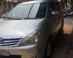 Bán Toyota Innova đời 2008, màu bạc, xe gia đình sử dụng giá 246 triệu tại Đà Nẵng