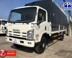 Xe tải Isuzu 8t2 thùng dài 7m thắng hơi, vỏ lớn giá 200 triệu tại Long An