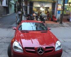 Bán ô tô Mercedes SLK 280 2006, màu đỏ, nhập khẩu chính chủ giá 850 triệu tại Hà Nội