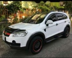 Cần bán xe Chevrolet Captiva sản xuất 2010, màu trắng, xe đã lên đủ giá 350 triệu tại Đà Nẵng