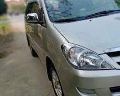 Bán xe Toyota Innova sản xuất năm 2008, màu bạc giá 345 triệu tại Thanh Hóa