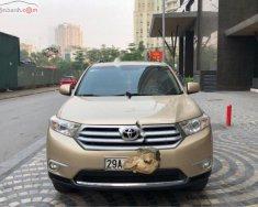 Bán Toyota Highlander SE 2.7 đời 2011, xe nhập chính chủ giá 1 tỷ 150 tr tại Hà Nội