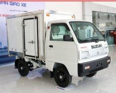 Bán Suzuki Thùng Kín Inox Dài - Tặng Lệ Phí Trước Bạ + BHVC 1 năm giá 267 triệu tại Tp.HCM