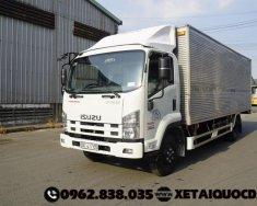 Xe tải Isuzu FRR650 – Thùng kín 6T2, thùng dài 5m6 – Giá tốt nhất giá 840 triệu tại Tp.HCM