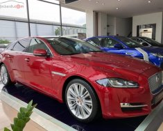 Bán ô tô Jaguar XJL 3.0 Portfolio năm 2019, màu đỏ, nhập khẩu, mới 100% giá 6 tỷ 539 tr tại Tp.HCM