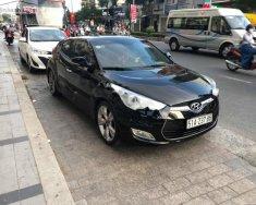 Cần bán Hyundai Veloster GDI năm 2011 màu đen, xe đi giữ gìn rất kỹ nên còn mới cứng đẹp giá 430 triệu tại Tp.HCM
