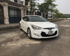 Bán Hyundai Veloster 1.6AT đời 2011, màu trắng, nhập khẩu nguyên chiếc, giá 485tr giá 485 triệu tại Hà Nội