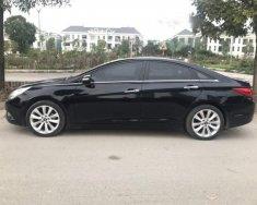 Cần bán xe Hyundai Sonata 2.0AT sản xuất năm 2011, màu đen, xe nhập giá 500 triệu tại Hà Nội