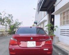 Bán BMW 5 Series 530i sản xuất năm 2005, màu đỏ, giá 420tr giá 420 triệu tại Tp.HCM