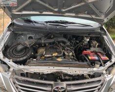 Bán ô tô Toyota Innova 2.0E sản xuất năm 2013, màu bạc chính chủ giá 445 triệu tại Thanh Hóa