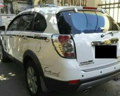 Cần bán lại xe Chevrolet Captiva Maxx 2010, màu trắng còn mới giá 380 triệu tại Tp.HCM