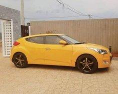 Bán Hyundai Veloster 2012, màu vàng, xe nhập giá 450 triệu tại Tp.HCM