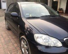 Bán Toyota Corolla Altis 1.8 năm sản xuất 2004, màu đen, biển chính chủ Hà Nội giá 258 triệu tại Phú Thọ
