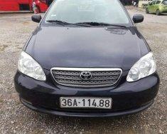 Bán Toyota Corolla Altis đời 2004, màu đen, tương đối đẹp, mọi chức lăng ok giá 245 triệu tại Hà Nội