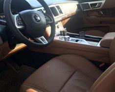 Bán Jaguar XF Premium Luxury 2.0 đời 2016, màu đen, xe nhập giá 1 tỷ 530 tr tại Tp.HCM