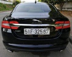 Bán Jaguar XF 2.0 Luxury 2015, màu đen, nhập khẩu giá 1 tỷ 530 tr tại Tp.HCM