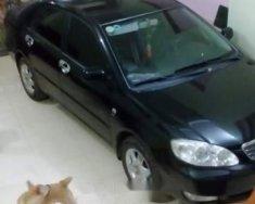 Cần bán Toyota Corolla altis sản xuất năm 2004, màu đen giá 265 triệu tại Bắc Giang