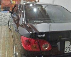 Bán xe Toyota Corolla Altis 2004, màu đen   giá 278 triệu tại Bắc Giang