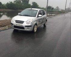 Bán Kia Morning sản xuất 2011, màu bạc xe gia đình giá 148 triệu tại Thái Bình