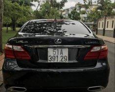 Cần bán gấp Lexus LS 460L năm 2009, màu xám, xe nhập xe gia đình giá 1 tỷ 630 tr tại Tp.HCM