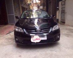 Cần bán Toyota Corolla altis 1.8G AT sản xuất 2014, màu đen chính chủ, giá chỉ 595 triệu giá 595 triệu tại Hà Nội