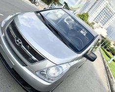 Bán Starex ĐK 2014 bán tải 6 chỗ màu bạc, số sàn, máy xăng 100km 10 lít giá 455 triệu tại Tp.HCM