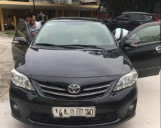 Bán gấp Toyota Corolla altis MT sản xuất 2011, màu đen, số sàn giá 455 triệu tại Hải Phòng