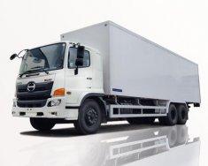 Cần bán Hino FL đời 2018, màu trắng, nhập khẩu giá 1 tỷ 950 tr tại Tp.HCM
